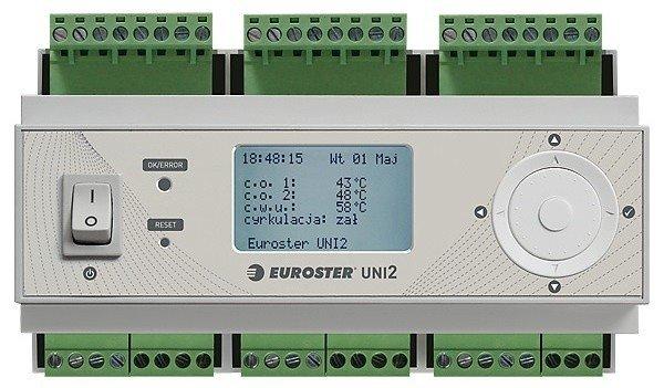 Автоматика Euroster UNI2
