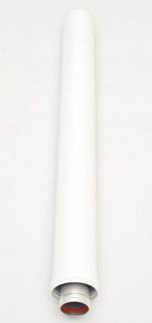 Коаксиальное удлинение дымохода 1000 мм 60/100 Ariston (3318005)