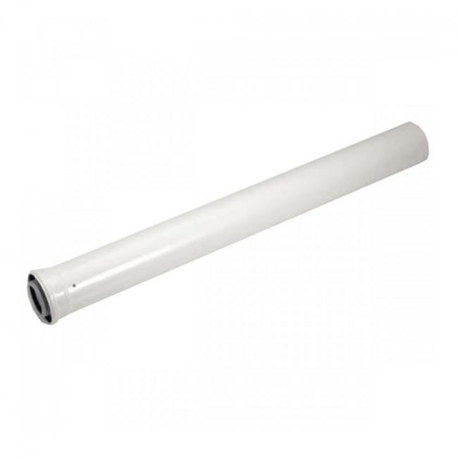 Коаксиальное удлинение дымохода LAS 1000 мм 60/100 PP Viessmann (7373224)