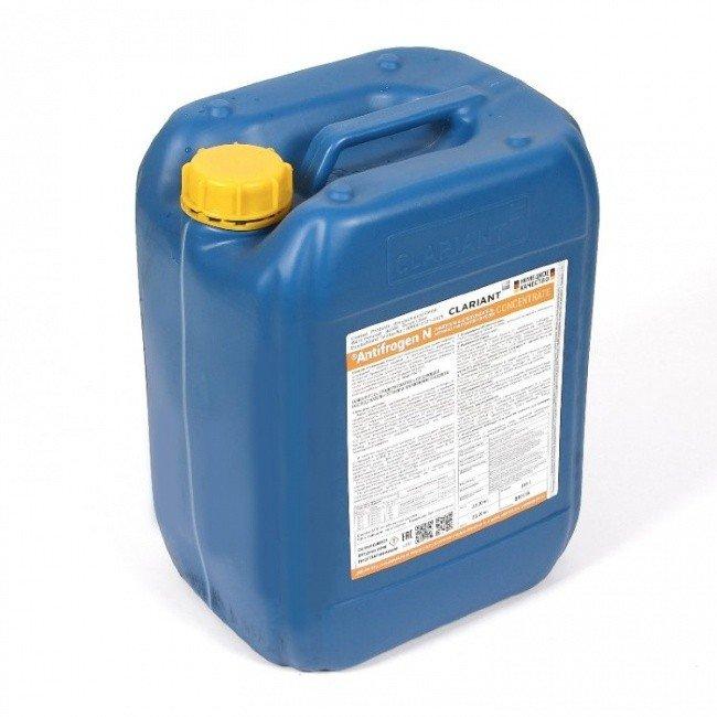 Теплоноситель Antifrogen N, 20 литров