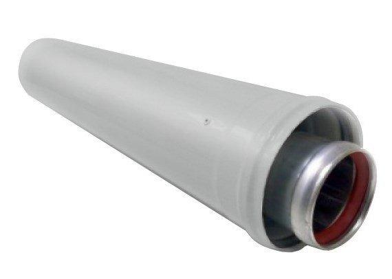 Коаксиальное удлинение дымохода LAS 1000 мм 60/100 Viessmann (7194841)
