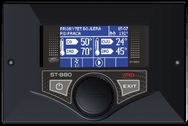 Автоматика Tech ST-880 zPID