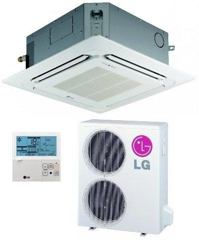 Кассетный кондиционер LG UT36 W.NN2R0 (3 фазы) (Инвертор)