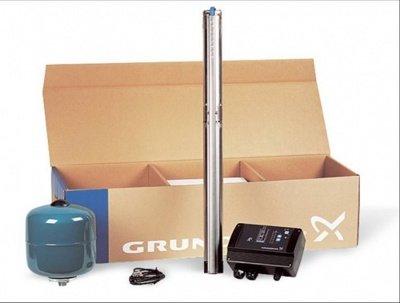Скважинный насос Grundfos SQE 5-70 (комплект с кабелем 40 м)