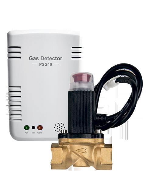 Сигнализатор газа Poer PSG10/PSV10