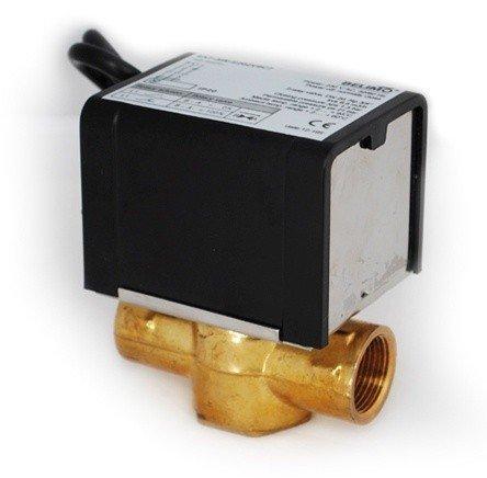 Клапан с сервоприводом Flowair SRQ2d 3/4