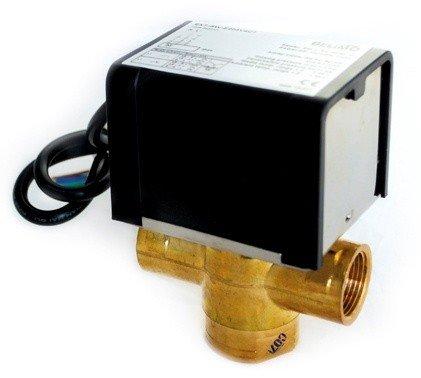 Клапан с сервоприводом Flowair SRQ3d 1/2