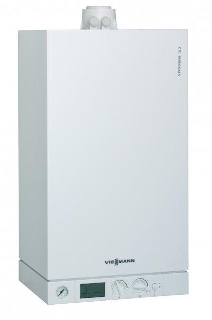 Газовый котёл Viessmann Vitopend 100-W WH1D 12 (turbo)