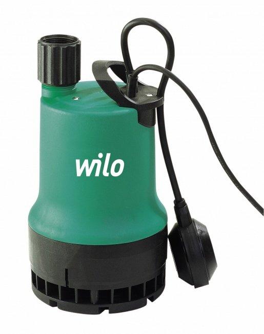 Дренажный насос Wilo Drain TMW 32/8-10M