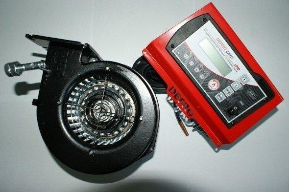Комплект автоматики Defro Opti + WP120