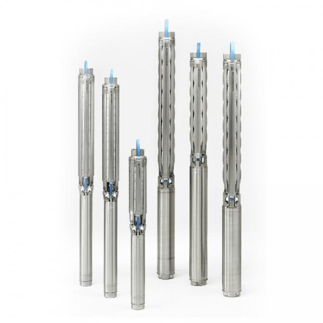 Скважинный насос Grundfos SP 9-4 1x230В