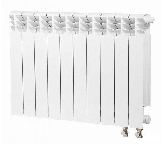 Радиатор отопления Armatura G500 D/10 с нижним подключением