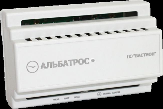 Устройство защиты от импульсных перенапряжений АЛЬБАТРОС-1500 DIN