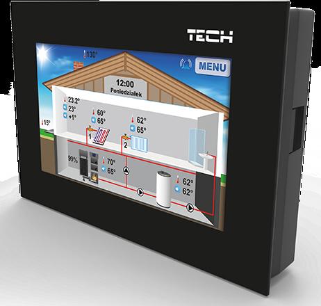 Терморегулятор Tech ST-281 RS