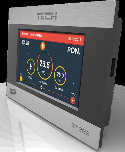 Терморегулятор Tech ST-282