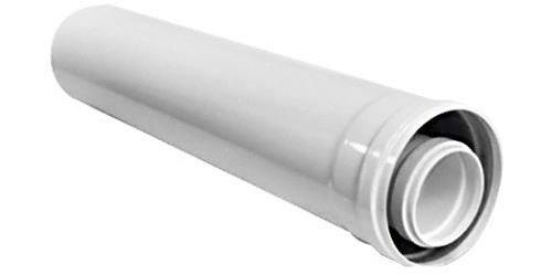 Коаксиальное удлинение дымохода 1500 мм 60/100 Bosch (AZ 392)