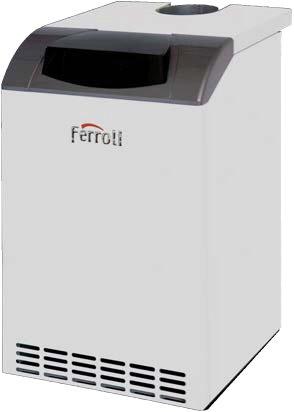 Газовый котёл Ferroli PEGASUS D 23 M (WN)