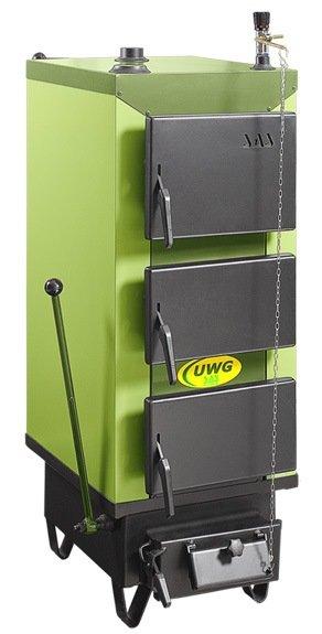 Котёл твердотопливный SAS UWG 9 kWt