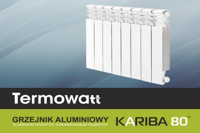 Радиатор отопления Termowatt Kariba 80