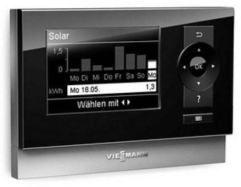 Погодозависимая автоматика Vitotronic 200 тип HO1B