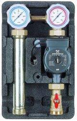 """�������� ������ Huch EnTEC D-UK 1"""" � ������� Grundfos Alpha2L 25-60, ������� 101.10.025.02GFP"""