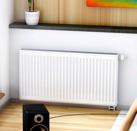 Стальной радиатор Engel НП 10 300x700