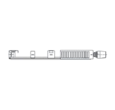 Стальной радиатор Engel НП 10 500x500