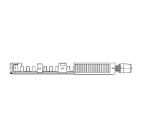 Стальной радиатор Engel НП 11 500x2600