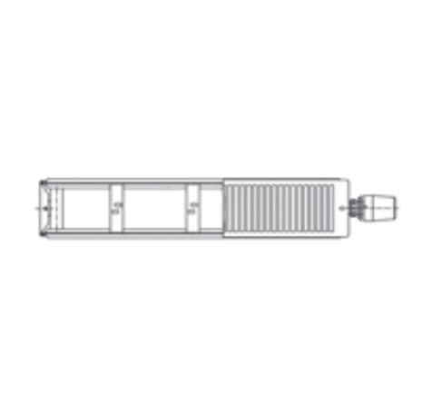 Стальной радиатор Engel НП 20 300x1500