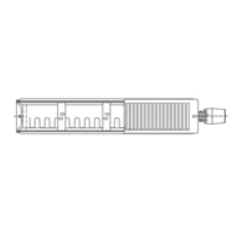 Стальной радиатор Engel НП 21 500x1700