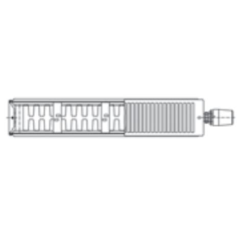 Стальной радиатор Engel НП 22 300x900