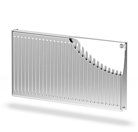 Стальной радиатор Standard Hidravlika Compact 11/300/400