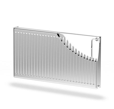 Стальной радиатор Standard Hidravlika Ventil Compact 21/300/500