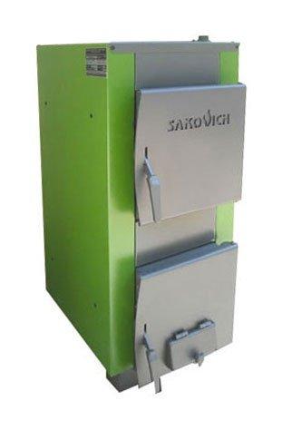 Котёл твердотопливный Sakovich PRAMEN W 17 kW
