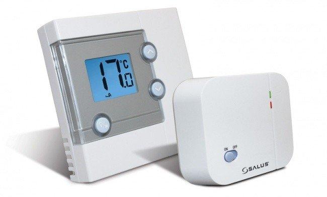 Терморегулятор Salus RT300RF