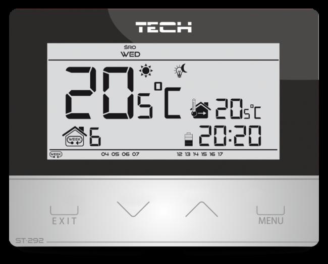 Терморегулятор Tech ST-292 v3