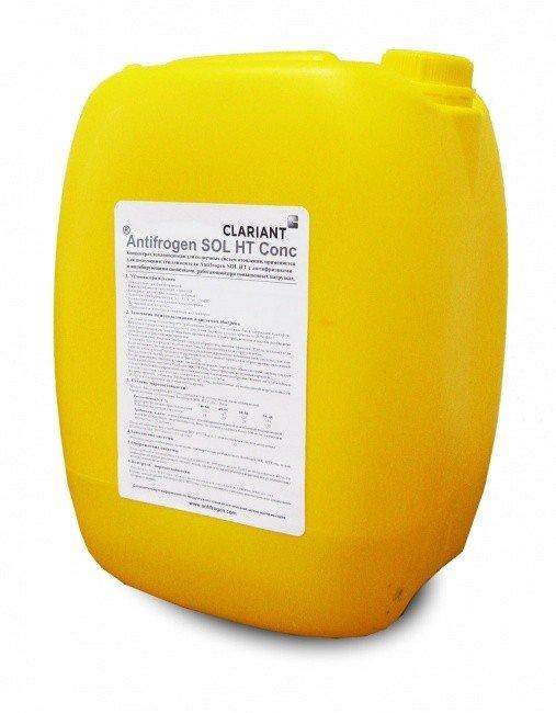 Теплоноситель Antifrogen SOL HT Conc, 10 литров
