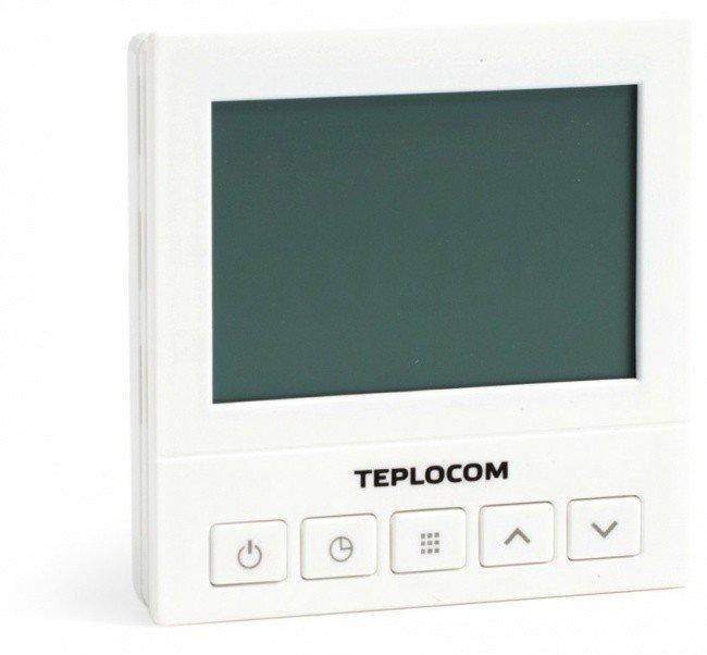 Терморегулятор Teplocom TS-Prog-220/3A
