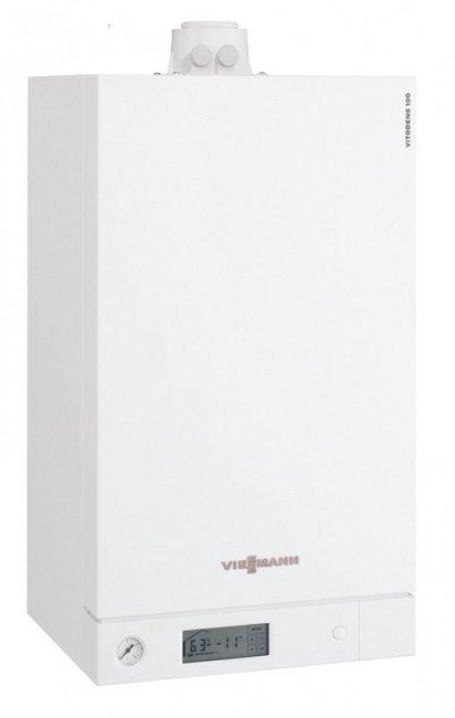 Конденсационный газовый котёл Viessmann Vitodens 100-W 35 одноконтурный