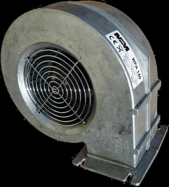 Вентилятор наддува WPA-140 (для котлов 51-100 кВт)